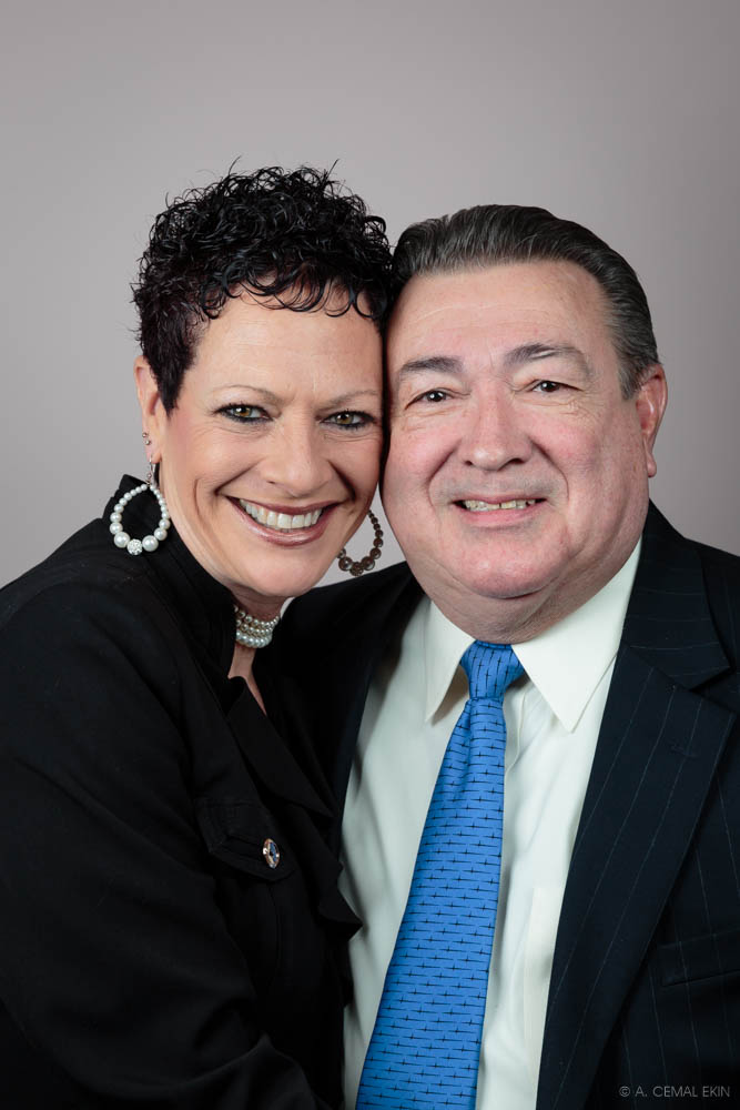 Cathy and Roland Lachapelle